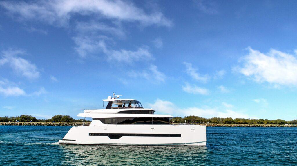 ILIAD 70 – WORLD EXPLORER - ILIAD Catamarans