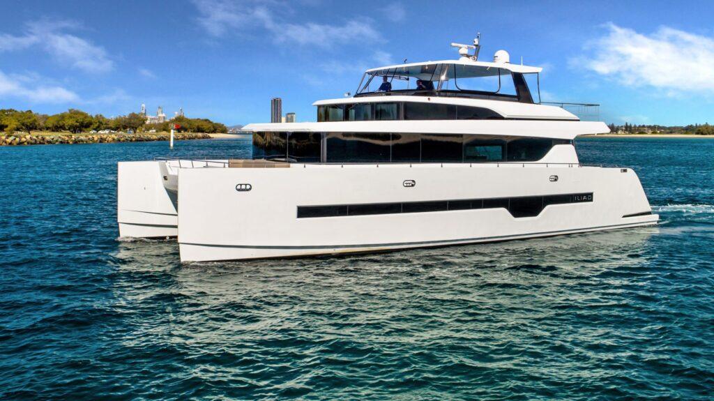 Reviews - ILIAD Catamarans