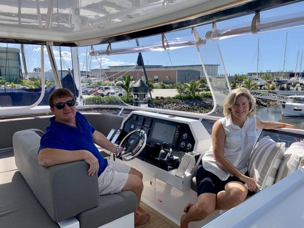 ILIAD 50 - LOVE AT FIRST SIGHT - ILIAD Catamarans