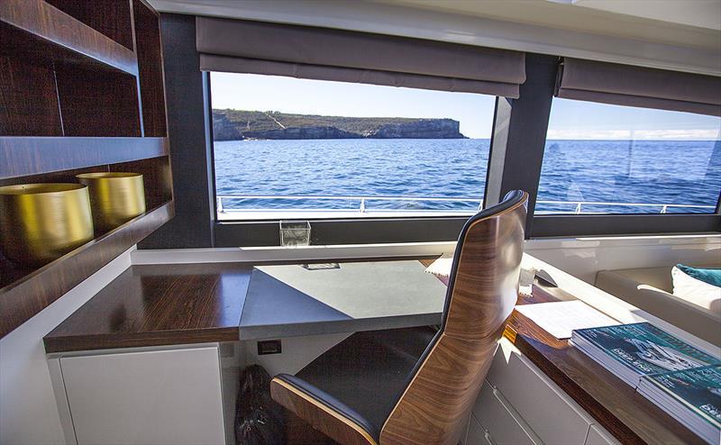 ILIAD 70 – THE TANK COMMANDER - ILIAD Catamarans