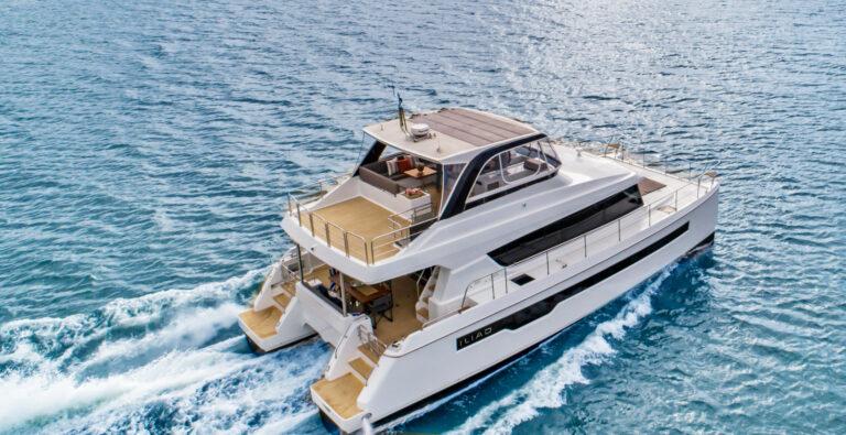 ILIAD 50 Review - ILIAD Catamarans