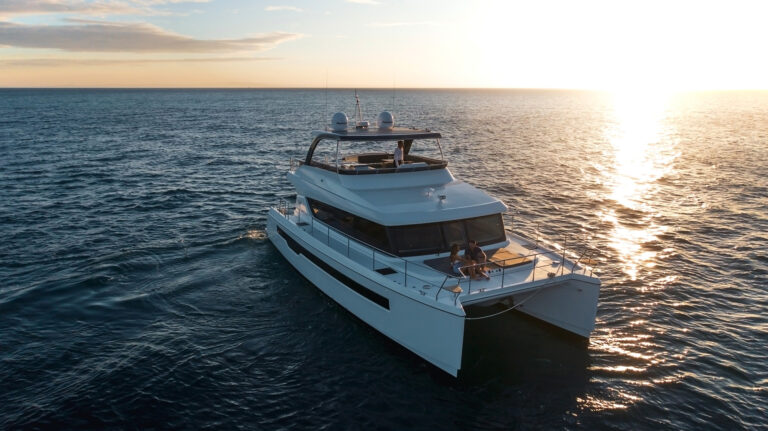 Sunset Cruise | ILIAD 50 - ILIAD Catamarans